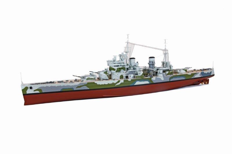 Navomodel Graupner HMS Prince of Wales
