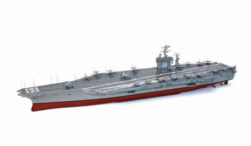 Navomodel Graupner WP USS NIMITZ