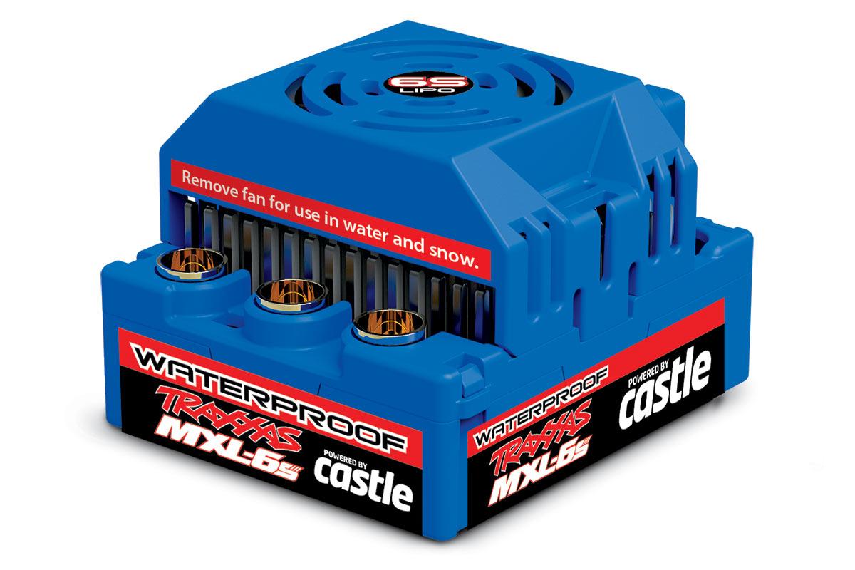 Regulator de turatie brushless Castle Creations Mamba Monster 2 (TRAXXAS MXL-6s)