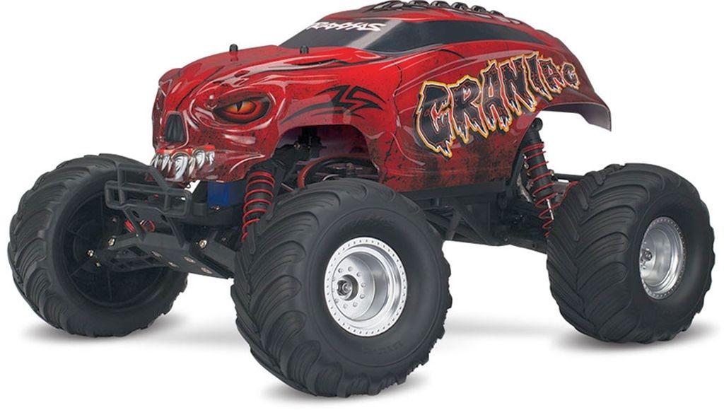 Automodel TRAXXAS Craniac Monster Truck XL-5 RTR, cu acumulator si incarcator 12v