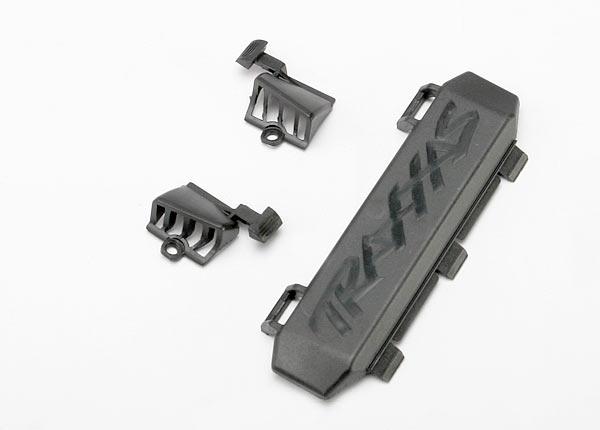Set compartiment baterie, automodel TRAXXAS E-Revo 1/16