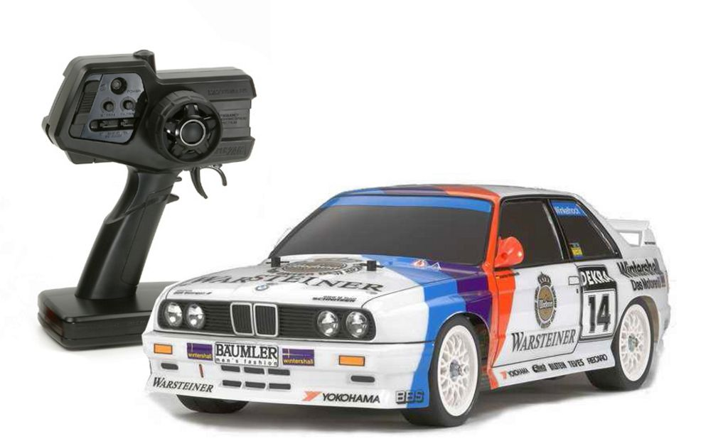 Automodel electric on-road Tamiya XBS BMW M3 Schnitzer SportEvo 2,4 GHz RTR