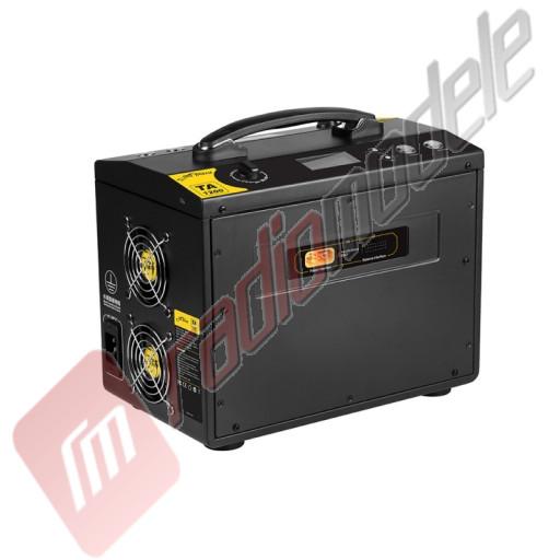 Incarcator dual special pentru acumulatori LiPo de mare capacitate TATTU TA1200