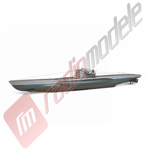 Navomodel Premium Graupner: SUBMARIN TIP VII (complet asamblat)
