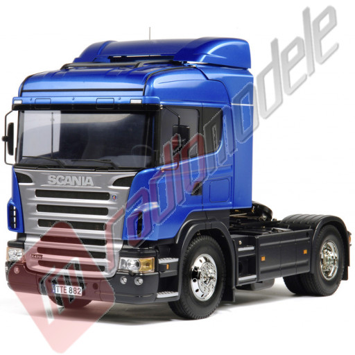 Kit autocamion RC 1:14 Tamiya Scania R470 Highline