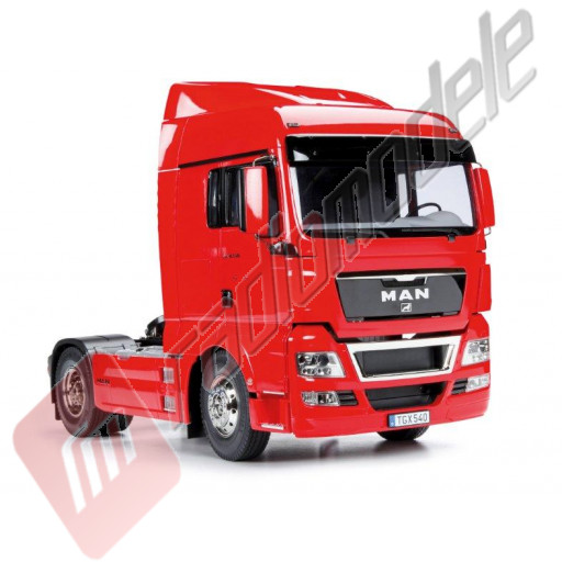 Kit autocamion 1:14 RC Tamiya MAN TGX 18.540 4x2 XLX