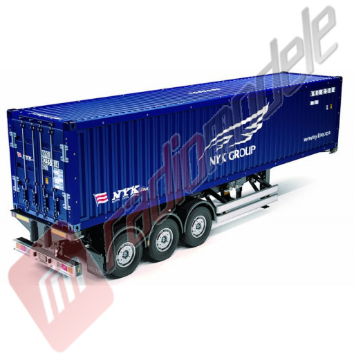 KIT Remorca pentru camion Tamiya 1/14: NYK Container Trailer