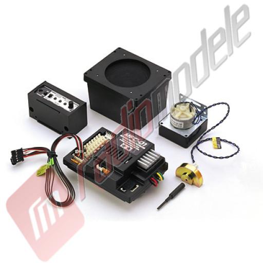 MFC01 - Modul sunet / lumini / actiune pentru camioane TAMIYA 1/14
