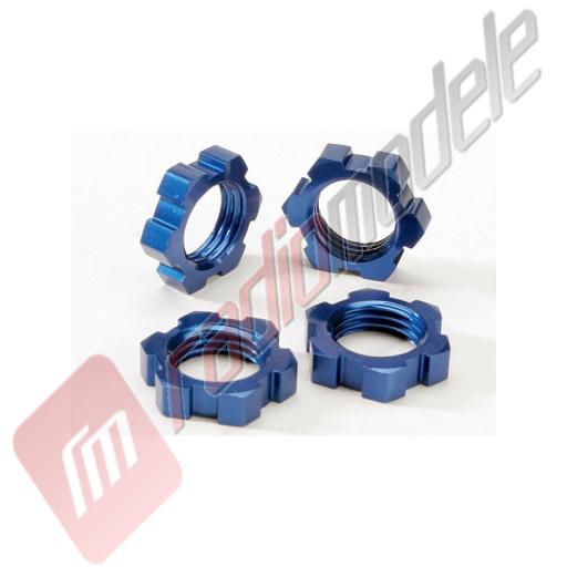 Set piulite 17mm aluminiu, pentru automodele TRAXXAS Revo 3.3 / E-Revo / E-Maxx / T-Maxx