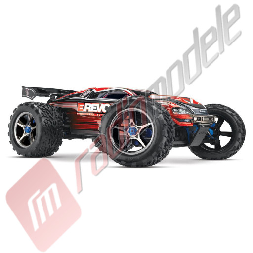 Automodel Traxxas E-Revo Brushless TQi BlueTooth RTR RC 3qtr