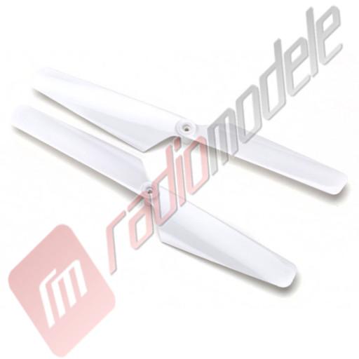 Set elici albe - pentru quadrocopter LaTrax Alias