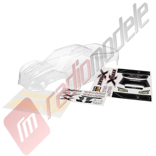 Caroserie nevopsita pentru automodel Traxxas X-Maxx