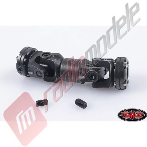 Cardan RC4WD ULTRA SCALE din otel calit - 46x10x5mm - continut pachet
