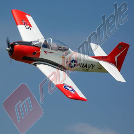 Aeromodel E-Flite Carbon-Z® T-28 BNF Basic cu tehnologie AS3X®