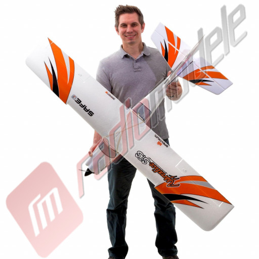 Aeromodel E-Flite Apprentice STS 15e 1.5m RTF, Spektrum DXe cu SAFE Technology