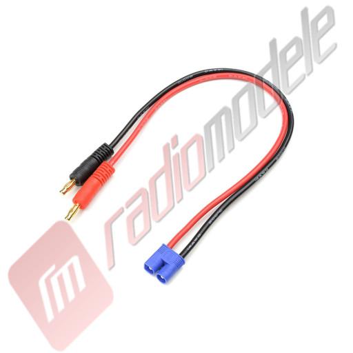 Cablu incarcator pentru acumulatori cu mufa EC3