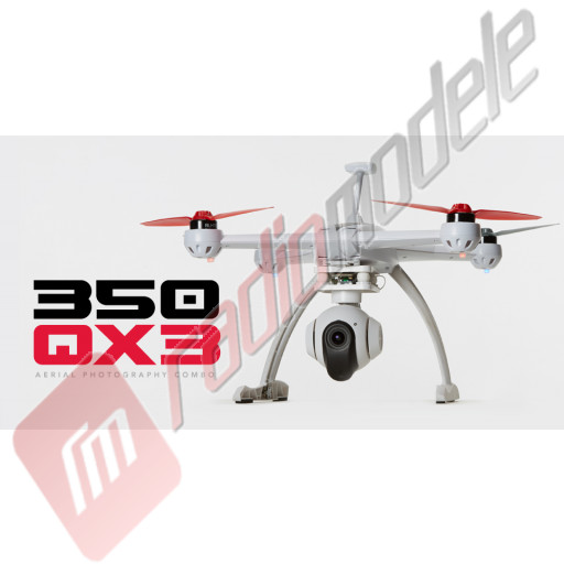 Quadcopter BLADE 350 QX3 AP COMBO C-Go2 RTF Mod 2/4