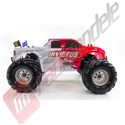 Automodel Robitronic Invictus 10MT RTR 4WD Brushless Monster Truck