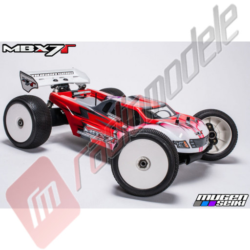 Mugen-Seiki MBX-7T - kit truggy competitie