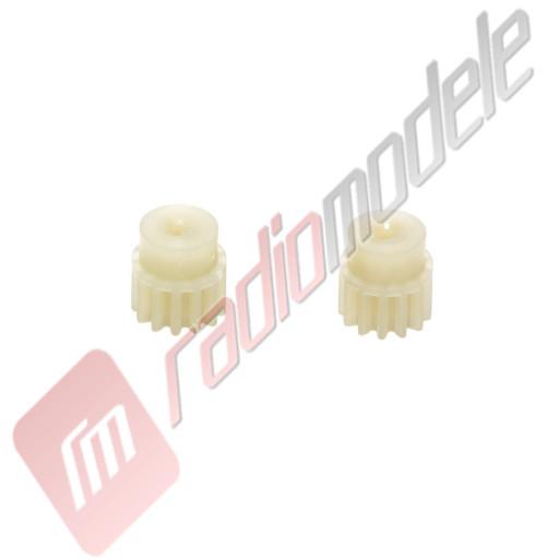 Pinion plastic 14 dinti, 2P, pentru  automodele HIMOTO