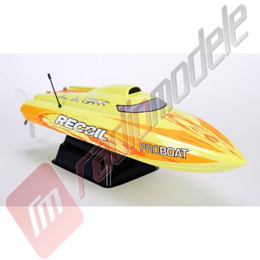 "Navomodel ProBoat Recoil® 26"" Self-Righting Brushless Deep-V RTR"