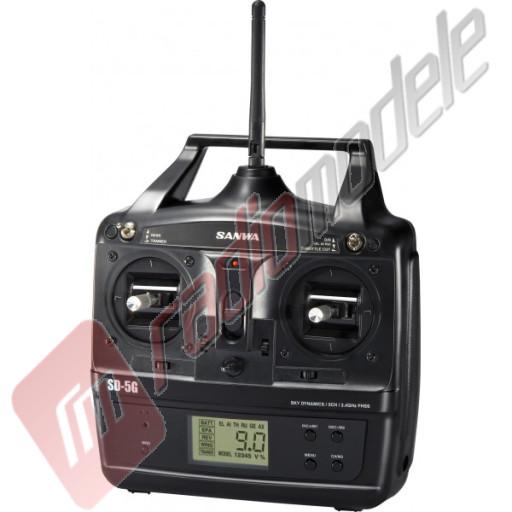 Radiocomanda SANWA SD-5G Mode 2