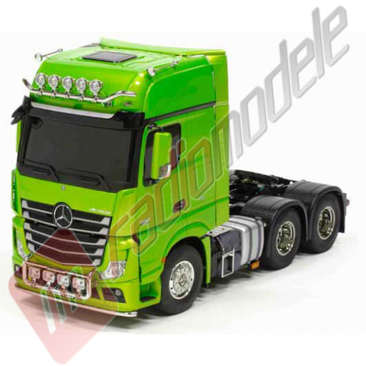 camion tamiya 1 14 rc mercedes benz actros 3363 6x4. Black Bedroom Furniture Sets. Home Design Ideas