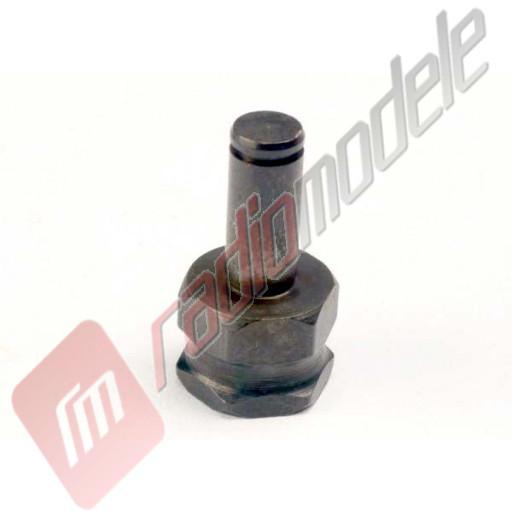 Piulita adaptor, ambreiaj (nu este destinat utilizarii cu arbori cotiți IPS) pentru automodele TRAXXAS