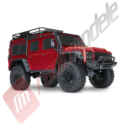 Automodel RC TRAXXAS TRX-4 ROSU
