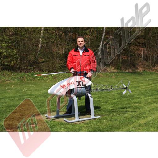 KIT Elicopter turbina kerosen pentru transport 15Kg sau supraveghere aeriana - VARIO XLC versiunea 2