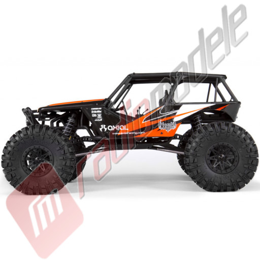 Automodel off-road Axial Wraith - 1/10th Scale Electric 4WD Rock Racer KIT
