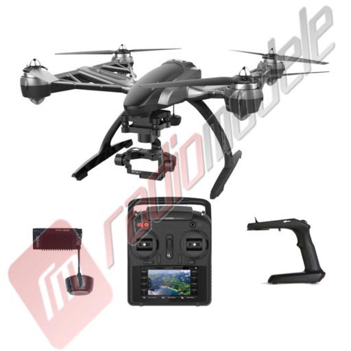 Drona Yunnec Typhoon G cu radiocomanda ST10+, acumulator si SteadyGrip