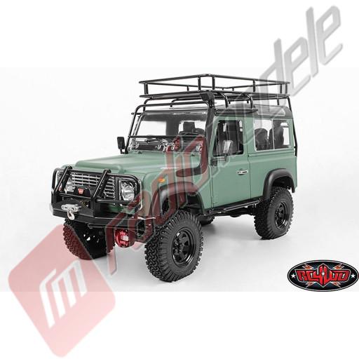 KIT automodel off-road RC4WD GELANDE II RTR D90 Truck Kit