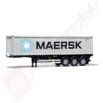 Kit remorca Semitrailer MAERSK