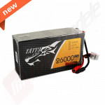 Acumulator TATTU LiPo 6s: 26000mAh 22.2V 25C, mufa AS150