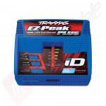 Incarcator baterie EZ-Peak Plus 4-amp NiMH/LiPo Traxxas