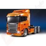 Camion Tamiya 1:14 RC XB Scania R620 Metallic Orange - ready to run!