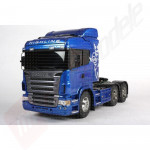 Kit autocamion 1:14 RC Scania R620 Highline Blue Edition