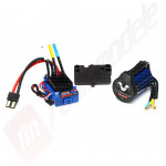 Kit Velineon VXL-3s Brushless Waterproof Power System, automodele TRAXXAS 1/10