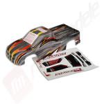 Caroserie cu grafica pre-imprimata pentru automodele TRAXXAS Stampede VXL