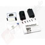 Carcasa receiver izolata pentru automodele TRAXXAS Rustler VXL