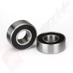 Rulmenti sigilati cauciuc negru, 5x11x4 mm, pentru automodele TRAXXAS Revo 3.3 / E-Revo / E-Maxx / T-Maxx / Slayer Pro