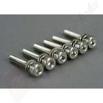 Surub hex 3x15mm automodele TRAXXAS E-Revo Brushless