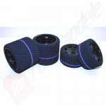 Roti pentru automodele PAN CAR Foam CRC 1:10 World GT Spec Spate