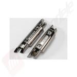 Bara protectie fata / spate, crom fumuriu, pentru automodele TRAXXAS Revo 3.3 / E-Revo