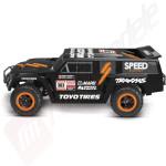 Automodel TRAXXAS Robby Gordon Edition Dakar Slash cu radio 2.4Ghz si acumulator 12v Inclus!