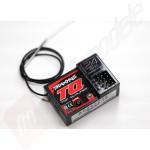 Receptor micro TQ 2.4GHz (3-canale)(fara telemetrie), pentru automodele TRAXXAS