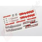 Foaie autocolante - TRAXXAS Stampede 4x4 VXL