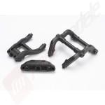 Suport wheeliebar si skidplate spate - TRAXXAS Stampede 4x4 VXL