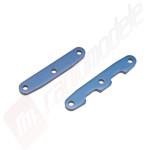 Ranforsari din otel pentru carcasa diferential fata si spate -  TRAXXAS Stampede 4x4 VXL
